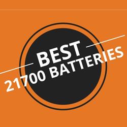 5 Best 21700 Batteries in 2021