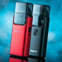 Aspire Breeze 2 Review 2020 - Features and Specifications