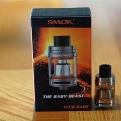 Smok TFV8 Baby Beast Review